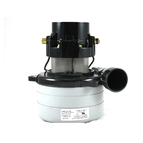 24v Lamb 3 Stage Tangential 5.7 Vacuum Motor -  Vacuum Cleaner Motor - Candor Services