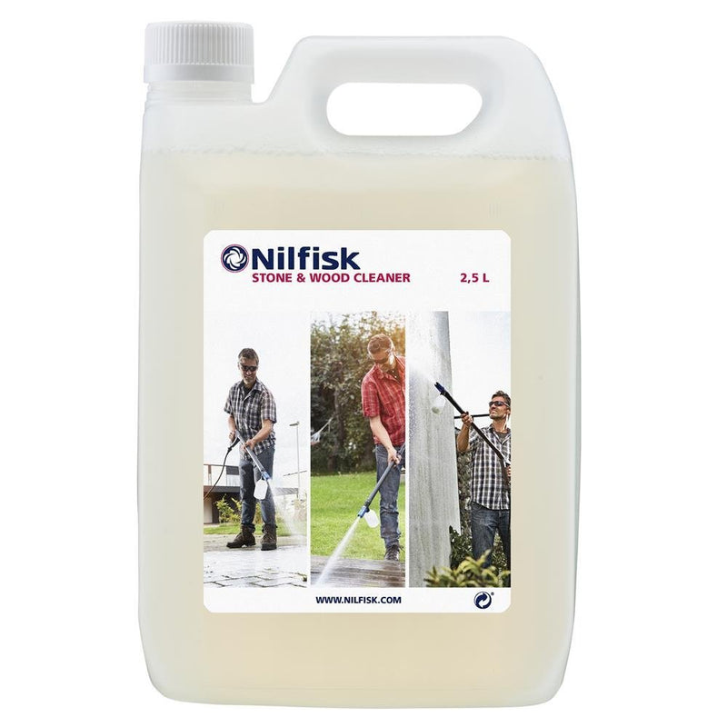 Nilfisk stone and wood cleaner - 2.5 litre