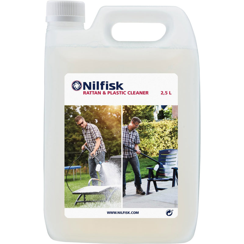 Nilfisk rattan and plastic cleaner - 2.5 litre