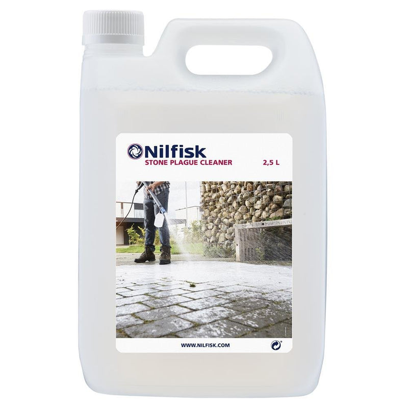 Nilfisk stone plague cleaner - 2.5 litre