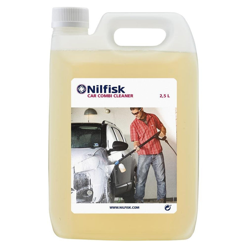 Nilfisk car combi cleaner - 2.5 litre
