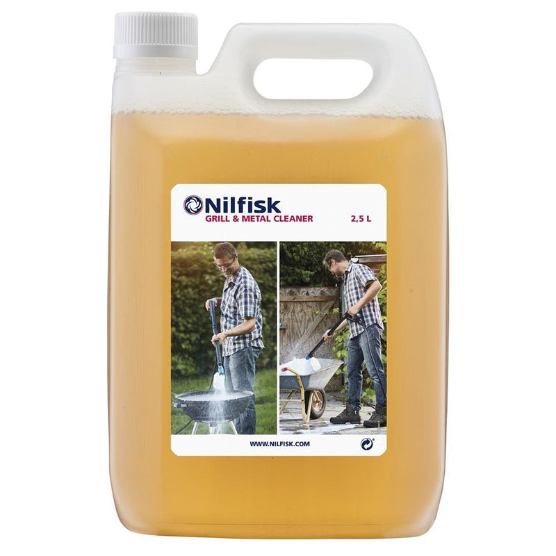 Nilfisk grill and metal cleaner - 2.5 litre
