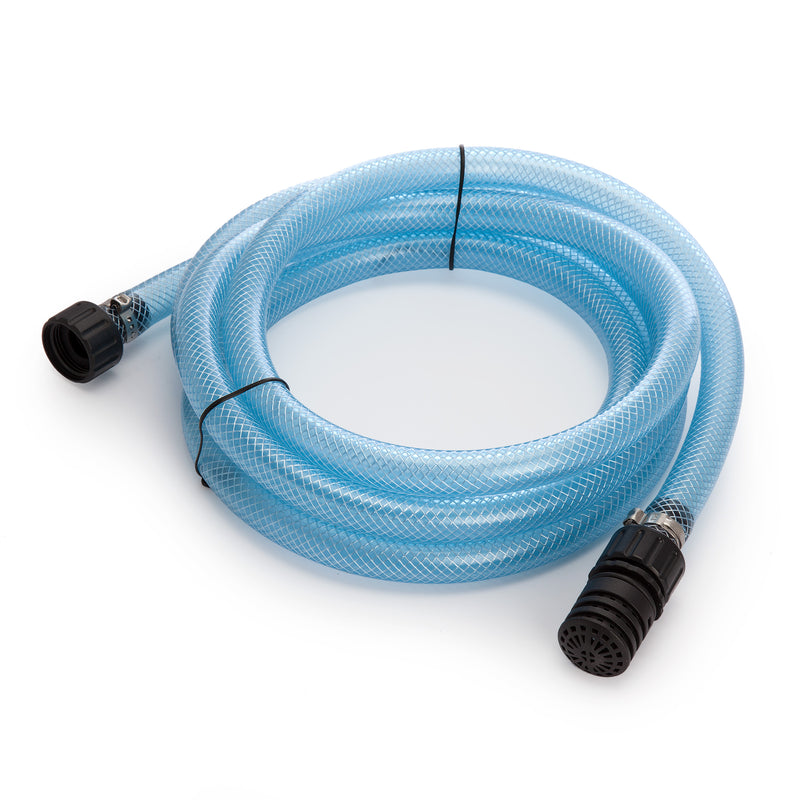 Nilfisk Inlet Suction Hose - Draw from a water source rather than tap