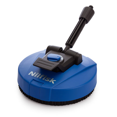 Nilfisk patio cleaner accessory for pressure washers - Fits Compact, Dynamic and Excellent range -  Pressure Washer Attachment - Nilfisk Alto