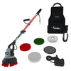 Motorscrubber M3L - 125cm Telescopic Handle Version - Complete Starter Kit