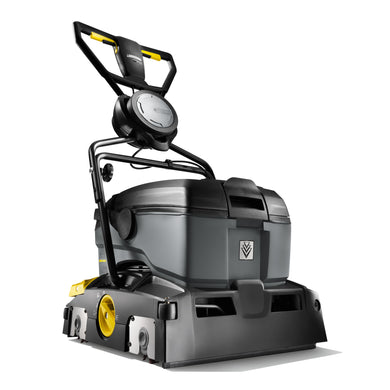 Karcher BR 40/10 C Walk Behind Professional Heavy-Duty Scrubber Dryer - 240v