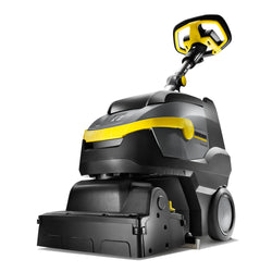 Karcher BR 35/12 C Bp Battery Walk Behind Scrubber Dryer With Roller Technology