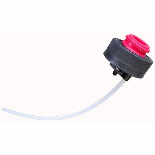 Bissell 1558E Clean Tank Cap Assembly - Valve with straw -  Carpet Cleaner Misc - Bissell