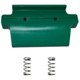 Bissell BG10 Big Green Lower Handle Detent Assembly - Green -  Carpet Cleaner Misc - Bissell