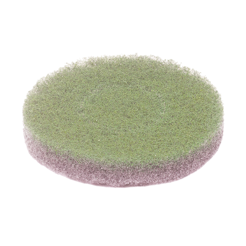 MotorScrubber green twister diamond pads - Pack of 2 -  Portable Scrubber Pad - Motorscrubber