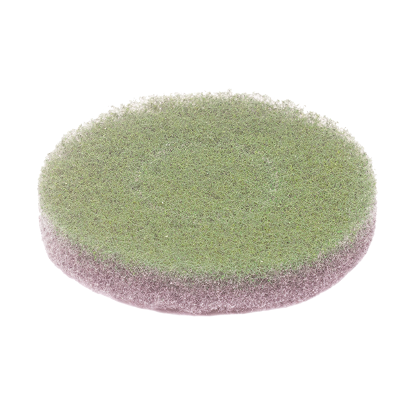 MotorScrubber green twister diamond pads - Pack of 2