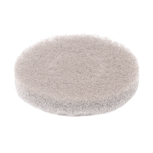 MotorScrubber white twister diamond pads - Pack of 2 -  Portable Scrubber Pad - Motorscrubber