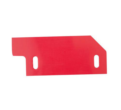 Tennant 222180 Red Rubber Skirt - Pack of 2