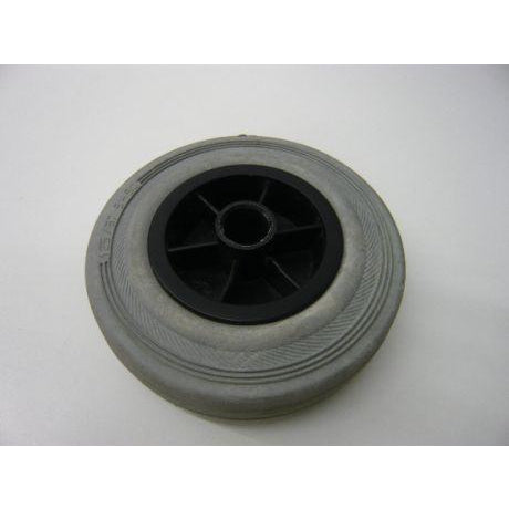 Numatic Grey Wheel With Black Hub -  Scrubber Dryer Wheel - Numatic