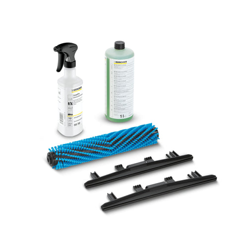 Carpet Cleaning Kit To Fit Karcher BD 30/4 And BD 30/4 C - Includes Carpet Squeegees And Brush
