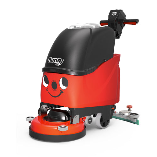 Numatic Twintec HGB3045 Battery Scrubber Dryer