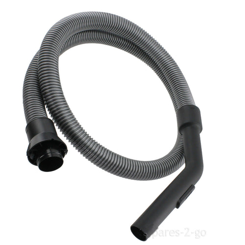 Miele S4000 Series Vacuum Cleaner Hose - Complete With Bent End and Machine End