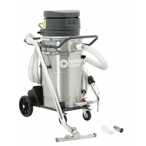 Nilfisk VHO200CB X Industrial Vacuum Cleaner - All-In-One Brewery And Distillery