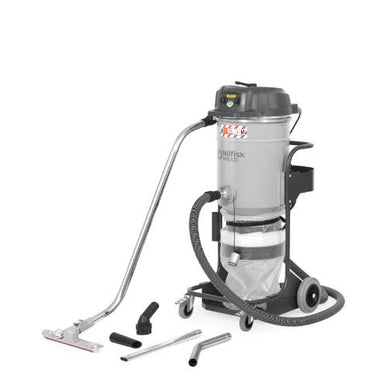 Nilfisk VHS120CB HC Industrial Vacuum Cleaner - All-In-One Building And Construction