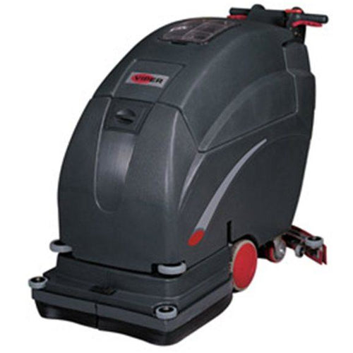Viper Fang 24T - Walk behind traction scrubber dryer -  Walk behind scrubber dryer - Viper