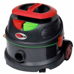 Viper DSU12 Compact Commercial Vacuum Cleaner - HEPA Filter -  Cylinder Vacuum Cleaner - Viper