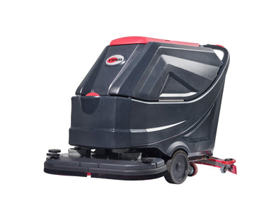 Viper AS6690T - 26 Inch Walk Behind Battery Scrubber Dryer With Traction - 90 Litres
