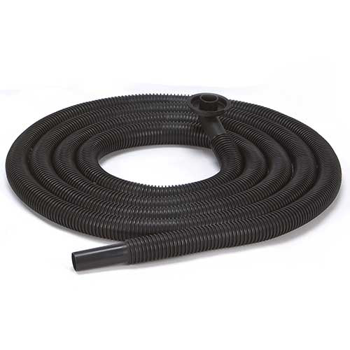 Shop vac 5.4m 32mm lock on hose for wall mount
