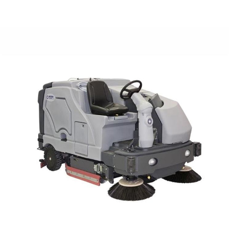 Nilfisk SC8000 1300 LPG Ride on scrubber dryer