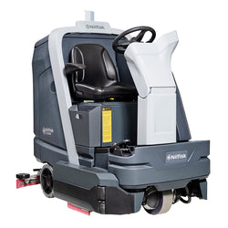 Nilfisk SC6000 860D Ride on scrubber dryer 86cm -  Ride on scrubber dryer - Nilfisk Alto