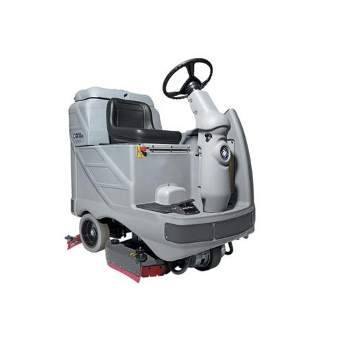 Nilfisk 850S X Ride on scrubber dryer -  Ride on scrubber dryer - Nilfisk Alto