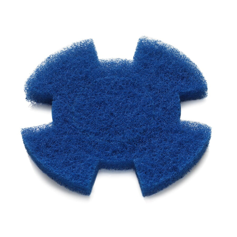 I-mop XXL blue twister floor pads - Pack of 2