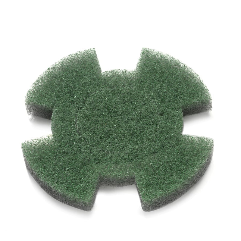 I-mop XL green twister floor pads - Pack of 2