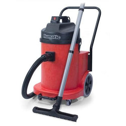 Numatic NVQ900 Large Commercial Vacuum Cleaner 240v -  Cylinder Vacuum Cleaner - Numatic