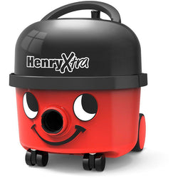 Numatic Henry Xtra HVX200 - 240v Henry-xtra with additional tools -  Cylinder Vacuum Cleaner - Numatic