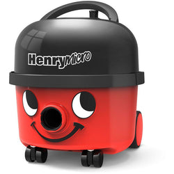 Numatic Henry Micro HVR200M - Henry with Microtex filteration -  Cylinder Vacuum Cleaner - Numatic
