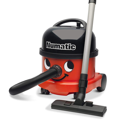 Numatic NRV240 Commercial Dry vacuum Cleaner 240v -  Cylinder Vacuum Cleaner - Numatic