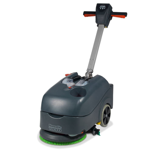 Numatic Twintec TTB1840G - Battery Scrubber Dryer With 2 Batteries -  Walk behind scrubber dryer - Numatic
