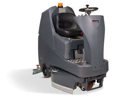Numatic TTV678 Ride On Scrubber Dryer