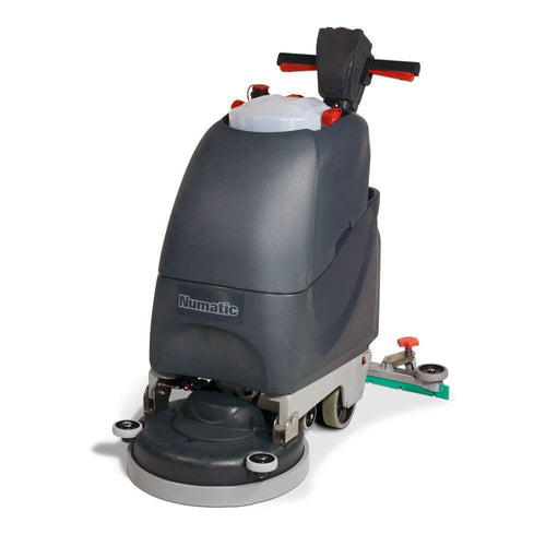 Numatic Twintec TGB3045/55 - Battery Scrubber Dryer -  Walk behind scrubber dryer - Numatic