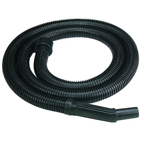 Shop vac 2.1m 32mm lock on hose for blower vac