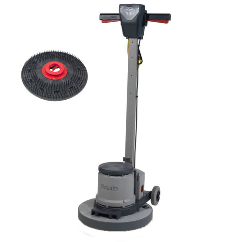 Numatic HFT1530G 240v Dual Speed Hurricane Floor Machine -  Buffer - Numatic
