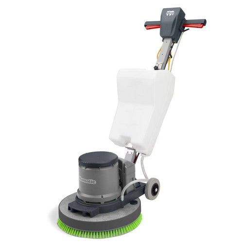 Numatic HFM1515G 240v With Scrubbing Brush And Tank - Slow Speed Hurricane Floor Machine -  Buffer - Numatic