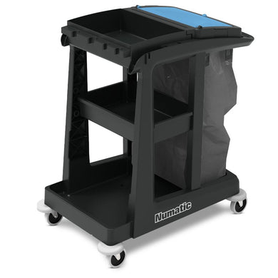 Numatic ECO-Matic EM1 Trolley - Compact And Convenient -  Mopping Systems and Trolleys - Numatic