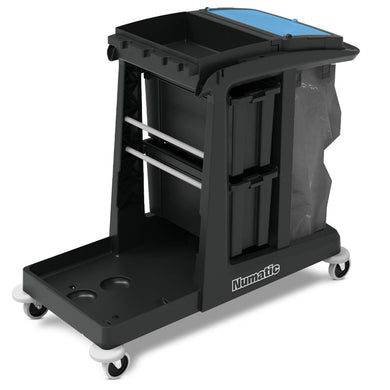 Numatic ECO-Matic EM5 Trolley - Ready For Anything -  Mopping Systems and Trolleys - Numatic
