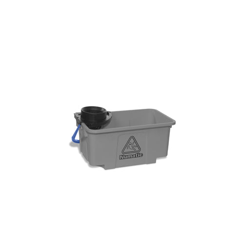 Numatic SRK15 34l Bucket Kit - Suitable for EM3 and EM5 Trolleys -  Janitorial Trolley Accessory - Numatic