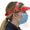 Numatic Face Shield - PPE - Lightweight, comfortable and versatile design - Can Be Reused