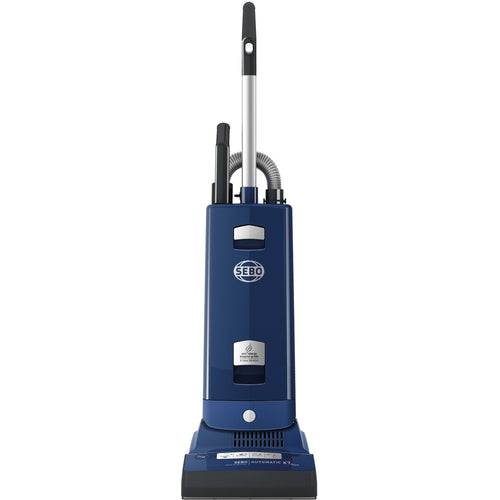 Sebo Automatic X7 Extra Epower - Blue upright vacuum cleaner -  Upright Vacuum Cleaner - Sebo