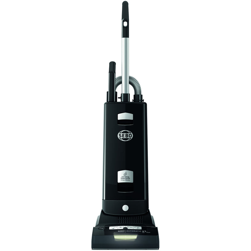 Sebo Automatic X7 Pet Epower - Black upright vacuum cleaner