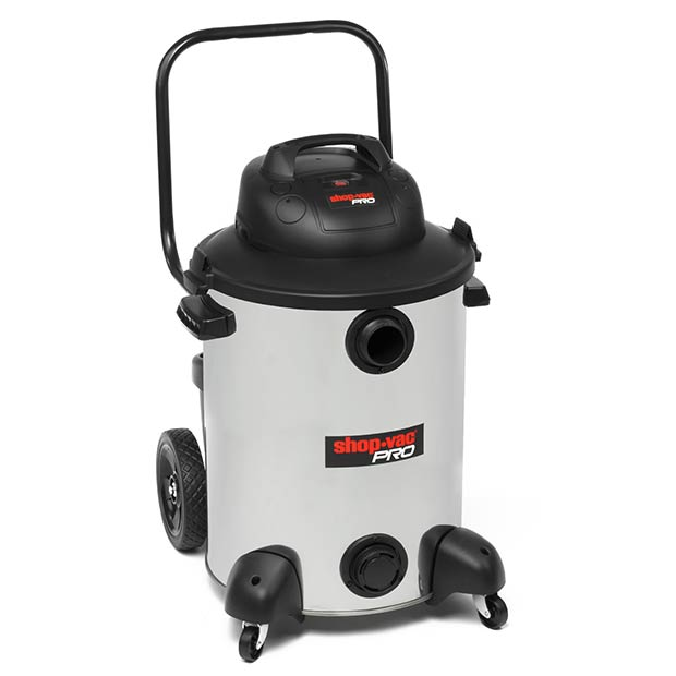 Shop Vac Pro 60 Industrial duty vac with professional style tools
