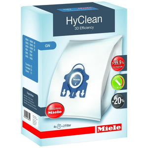 Miele GN 3D Efficiency HyClean Dustbags